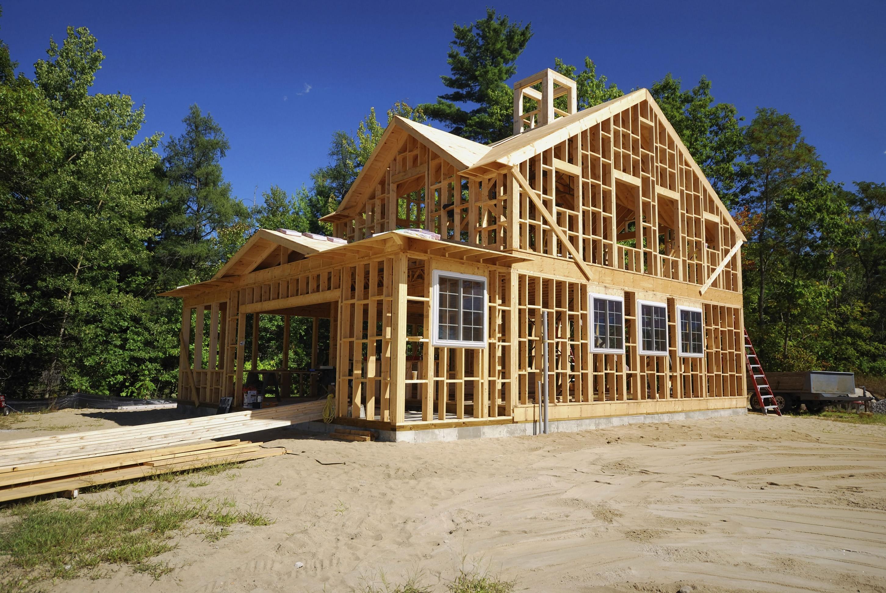 Строительство дома и гидроизоляция