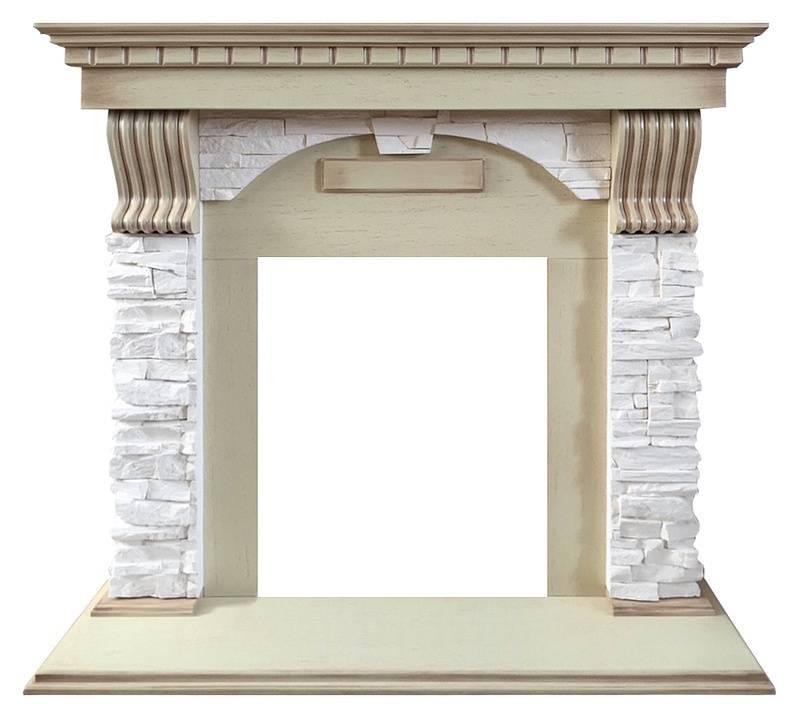 Порталы для каминов