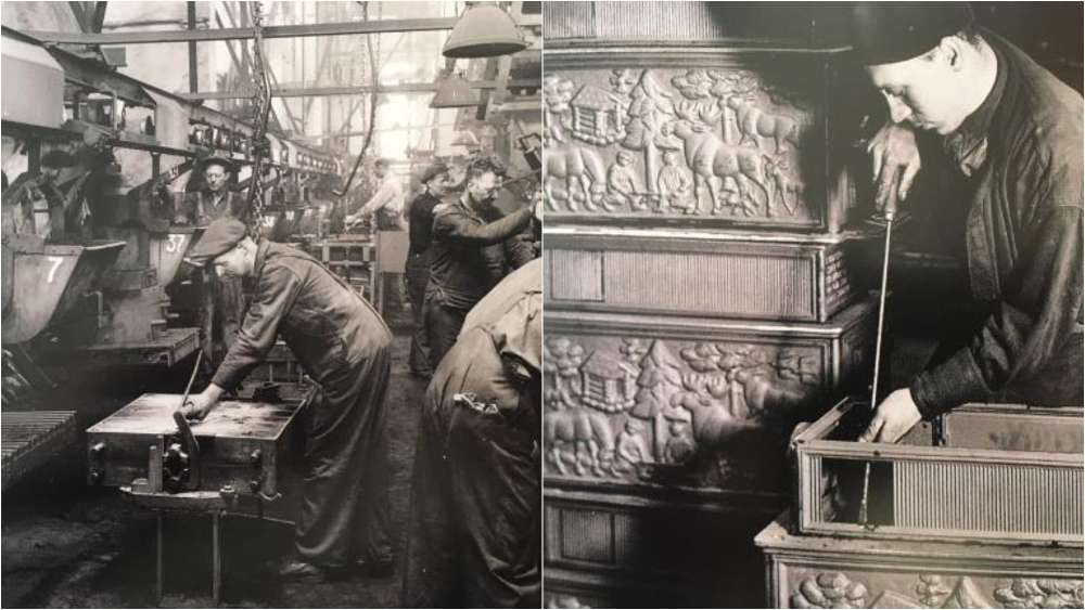 История завода Jotul