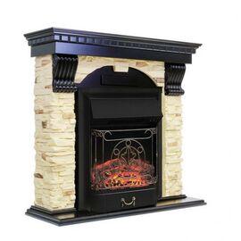 Камин Royal Flame Dublin с Majestic FX BL арочный сланец венге
