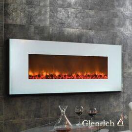 Камин ГЛЕНРИЧ (Glenrich) GENIUS 100 белый