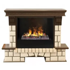 Камин RealFlame Stone Lux AO с Cassette 630 3D