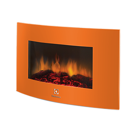 Камин Electrolux EFP/W-1200URLS Оранжевый