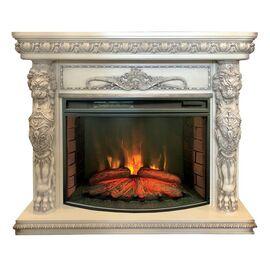 Камин RealFlame ROMANO WT 655 с FIRESPACE 33 SIR