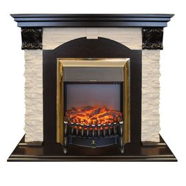 Камин RealFlame Dublin Lux DN с Fobos LUX BR S