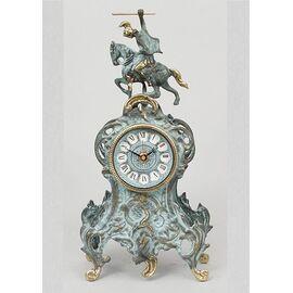 Часы Virtus RIBBON HORSE (бирюзовая глазурь)