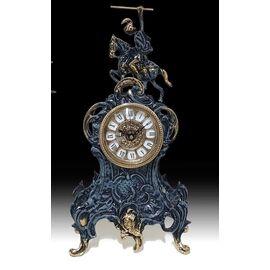Часы Virtus RIBBON HORSE (синяя глазурь)