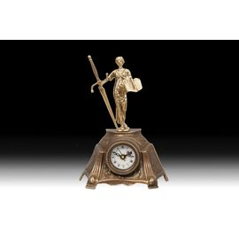 Часы Virtus JUSTICE MINI (античная патина)