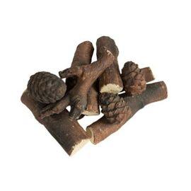 Керамические элементы дрова FireBird (ель дрова шишки)