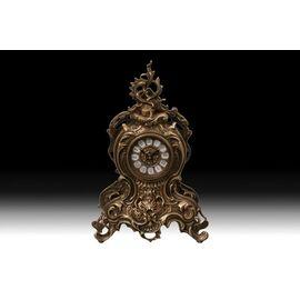 Часы Virtus D.JUAN LRG FLOWERS (античная бронза)