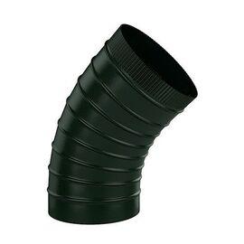 Отвод LAVA 115/180 мм 45 зеленый