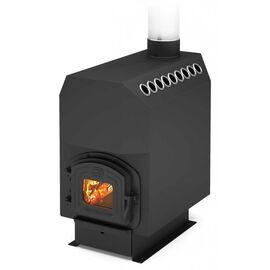 Печь Теплодар ТОП-модель 300 (дверца чугун)