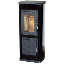 Печь THORMA Milano II termoplate черный
