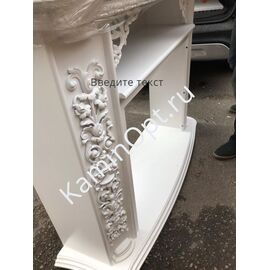 Камин RealFlame Izabella 33 WT с 3D FireStar 33