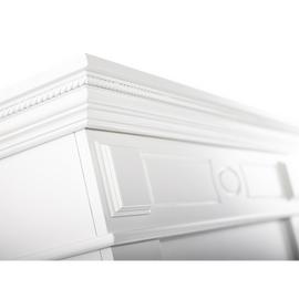 Камин Electrolux Bianco 25 (белый) с EFP/P-2520LS