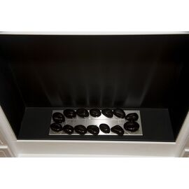 Керамическая галька Kratki №14 (черная)