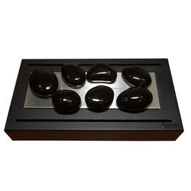 Керамическая галька Kratki №7 (черная)