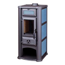 Печь Tim Sistem Lederata синяя