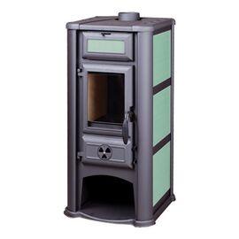 Печь Tim Sistem Lederata зеленая