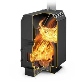 Печь Теплодар ТОП-модель 200 (дверца сталь)