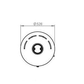 Печь-камин EMBER Оля 2 G
