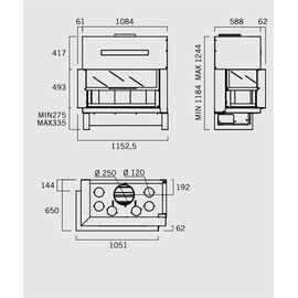 Топка ROCAL G450 LI