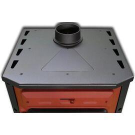 Печь Tim Sistem Carobna Hydro красная