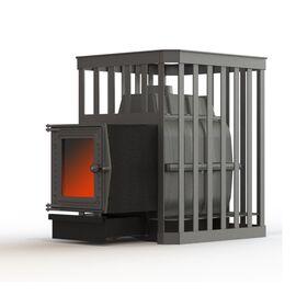 Печь для бани Fireway Parovar 24 ковка (201)