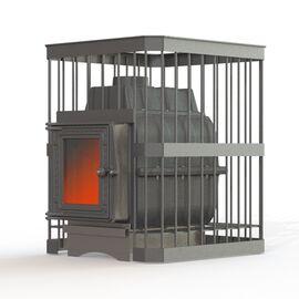 Печь для бани Fireway Parovar 18 прут (201) без выноса