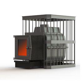 Печь для бани Fireway Parovar 18 прут (201)