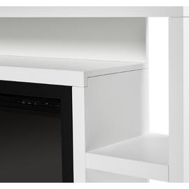 Камин Electrolux Multimedia 30 белый с очагом EFP/P - 3320RLS