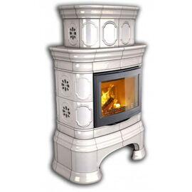 Печь-камин КимрПечъ Сконе Центральный Двухъярусный