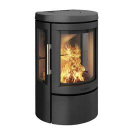 Печь HWAM 2610c, цвет черный/серый
