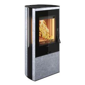 Печь-камин Contura 35T низкий стеклянная дверца