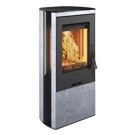 Печь-камин Contura 35T низкий чугунная дверца