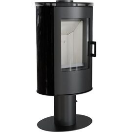 Печь Kratki KOZA AB/S/N/O/KAFEL черный