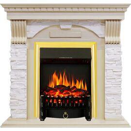 Камин Royal Flame Dublin с Fobos FX BR сланец крем/слоновая кость